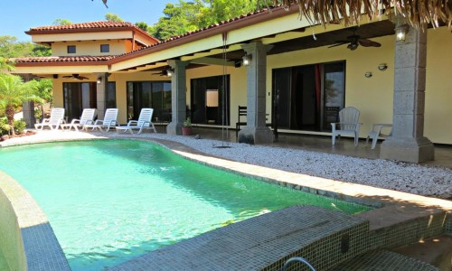 House For Rent Playa Hermosa Guanacaste Costa Rica